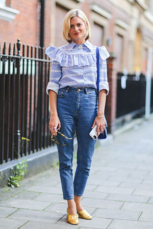 blue-frill-shirt