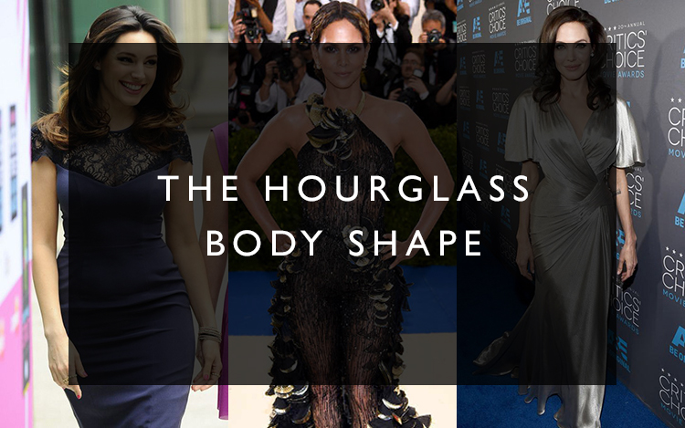 What Body Shape Am I? Introducing    The Hourglass Body