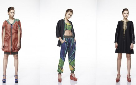 Melinda Looi Q&A - Spring/Summer 2014 Collection