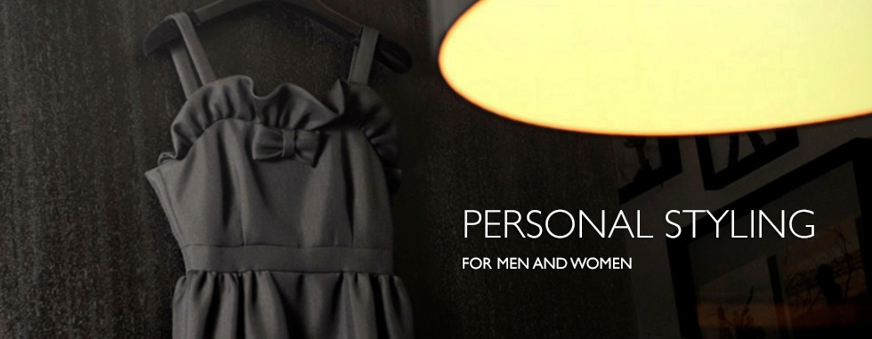 Personal Styling for men and women
