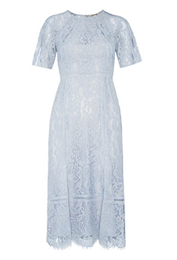 Whistles Lilly Lace Shift Dress.
